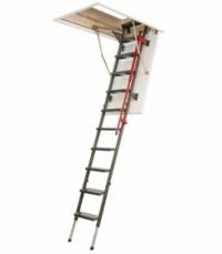 FAKRO půdní skládací schody LML 305 Lux 60x130 cm třídílné