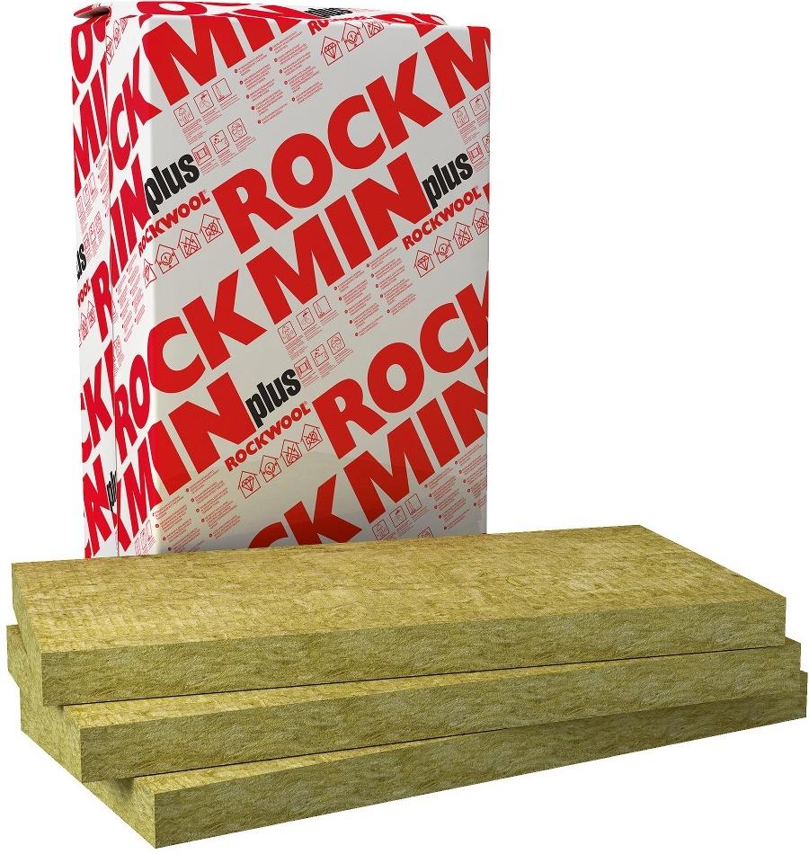 Rockwool ROCKMIN Plus 40 mm minerální vata