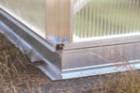 Gutta Gardentec hliníková základna pro skleník F3 230x228 cm