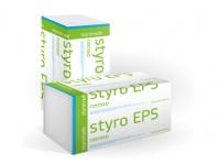 Styrotrade polystyren EPS 250 S tl.40 mm