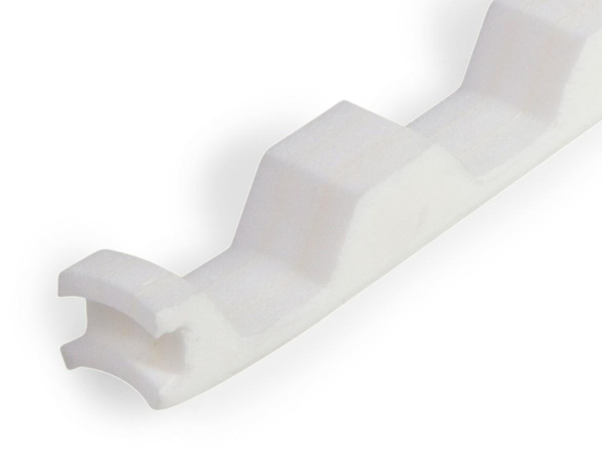 Gutta trapézová těsnící lišta 70x18