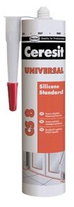 Henkel ČR s.r.o. Ceresit CS 8 univerzální silikon 280 ml transparentní