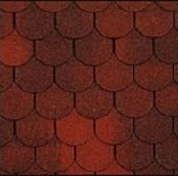 Gutta Guttatec Topglass Beaver samolepící asfaltový šindel červený