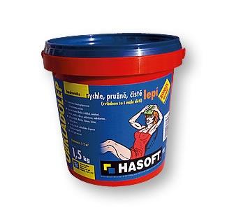 Hasoft Obkladolep jednosložkové lepidlo 1,5 kg