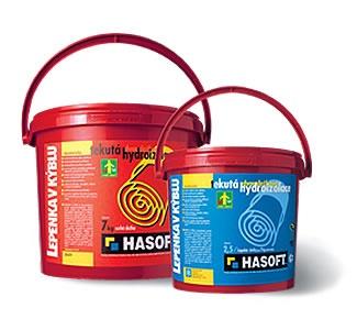 Hasoft lepenka v kýblu 4,1 kg (3 kg a 1,1 kg)