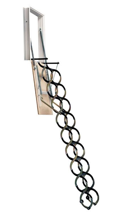 Půdní schody JAP VERTICALE 900x700mm