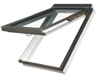 Fakro střešní okno PPP-V U3 preSelect bílé 02 55x98 cm plastové
