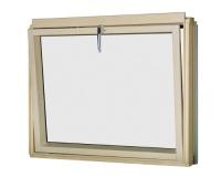 Fakro střešní okno pro fasádní sestavu BVP L3 78x60 cm dřevěné