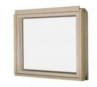 Fakro střešní okno pro fasádní sestavu BXP P2 35 114x60 cm dřevěné