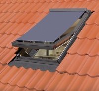Fakro AMZ I markýza pro střešní okno 78x118 cm