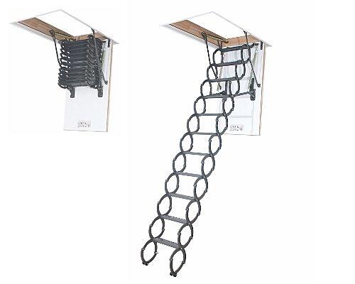 FAKRO půdní schody LSZ 280 70x120 cm stahovací