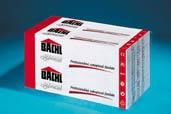 Bachl fasádní polystyren EPS 70 F tl.80 mm