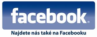 Přidejte si nás na Facebook